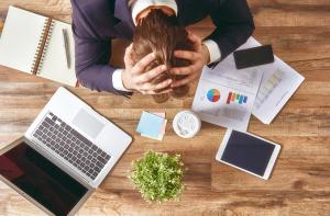stress darbavieta